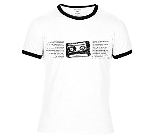 Mixtape T-Shirt MEAT LOAF by Lissome Art Studio
