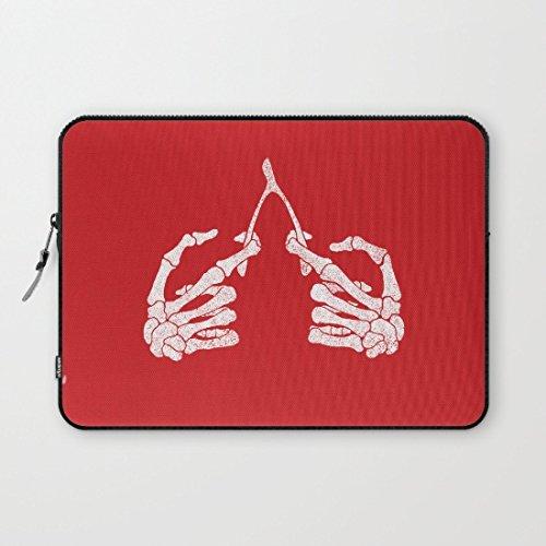 whiangfsoo-wishbones-rojo-suave-impermeable-funda-de-neopreno-bolsa-funda-de-transporte-para-pantall