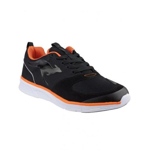 KangaRoos KR7223A Superb - Baskets - Homme Noir/Orange