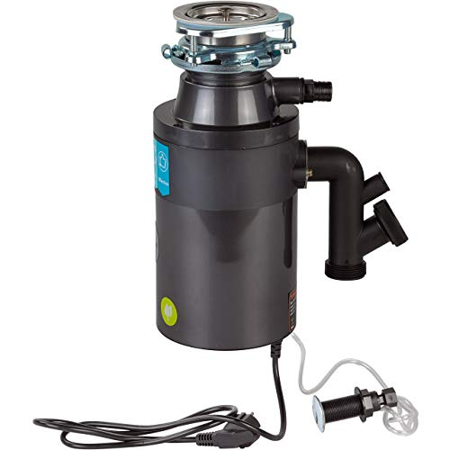 Bort TITAN 4000 Plus Broyeur de déchets 1400 ml 560 W Protection anti-surchauffe et anti-surcharge Protection anti-bruit et arrêt automatique