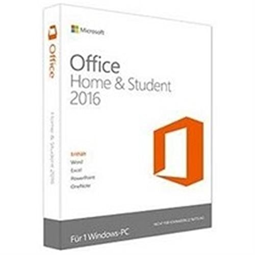 MS Office Home and Student 2016 Win EuroZone Media