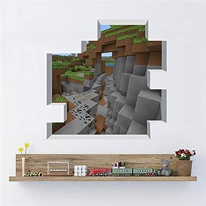 Una pegatina 3D totalmente alucinante! pegada en la pared de tu cuarto, pero es que no puede faltar Wily!!