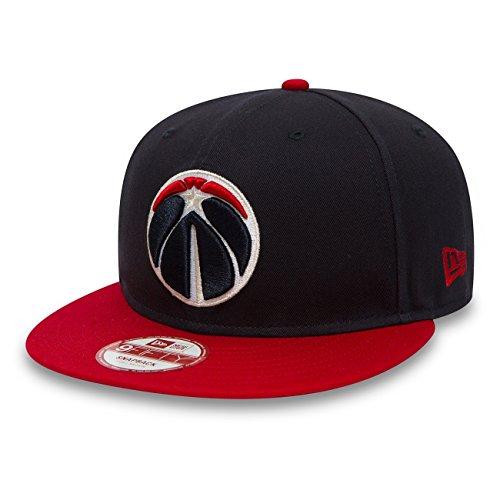 brand new 07e24 2cf02 New Era 9FIFTY Snapback NBA Team Washington Wizards M L