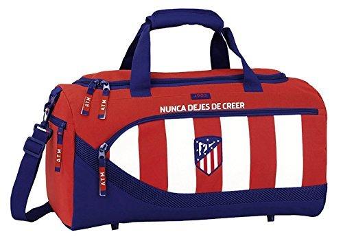 Safta Safta Sf-711758-553 Bolsa de viaje, 50 cm, 10 litros, Multicolor