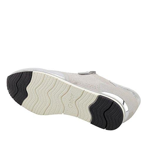 Gabor 64.322.13 femmes Chaussures à lacets Gris