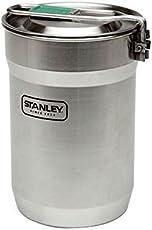 Stanley Erwachsene Kochset Camping-Set Behälter, Silber, One Size