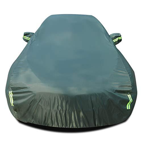 Autoabdeckung Auto Abdeckplane Kompatibel mit BMW X5 SUV Car Cover Regen- und UV-Schutz Sonnenschutz Wasserdicht Winddicht Staubdicht Kratzer (Color : Gray)