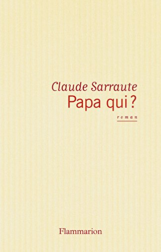 Book's Cover of Papa qui