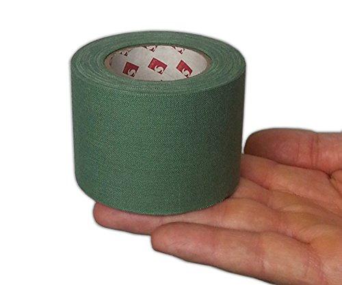 Scapa Klebe-/ Gurtband, Olivgrün im Armeestil, für Reparaturen, 5cmx10m