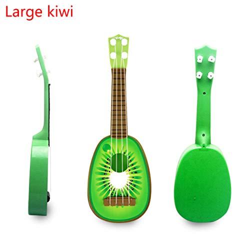Riotis Kinder Ukulele Simulation Früchte Geformte Gitarre Spielzeug Mini Musikinstrumente Spielzeug Gitarren & Saiteninstrumente (Musikinstrumente Mini Spielzeug)