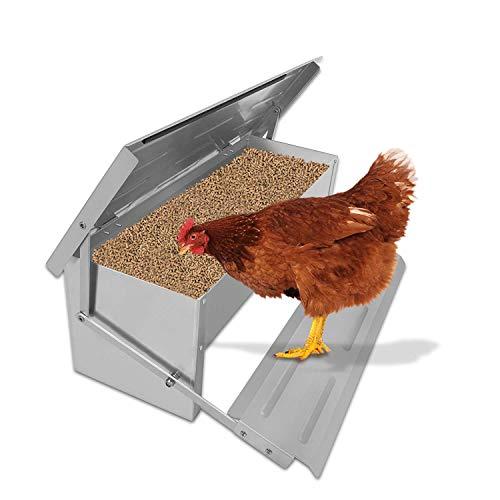 GUOHONG Mangeoire Automatique pour Poulet 5 kg