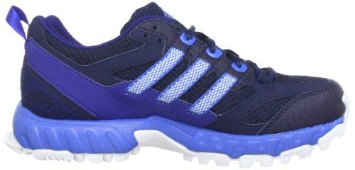 adidas Kanadia 5 Trail K G97156 Unisex-Kinder Traillaufschuhe Blau (COLLEGIATE NAVY / BLAST BLUE F13 / RUNNING WHITE FTW)