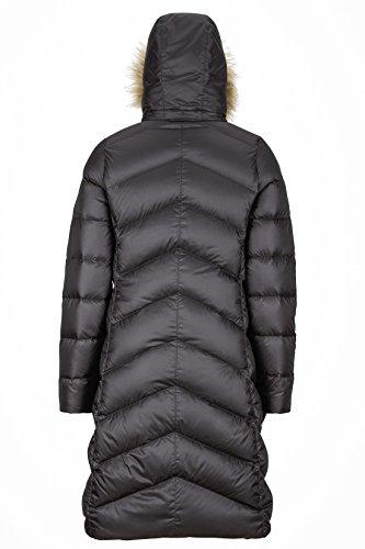 Marmot Damen Wm's Montreaux Coat Daunenmantel , Schwarz (Black), M - 4