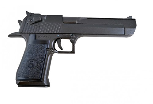 Denix Replik israelische Pistole Desert Eagle 27 cm Black Halbautomatik USA ab 1980 -