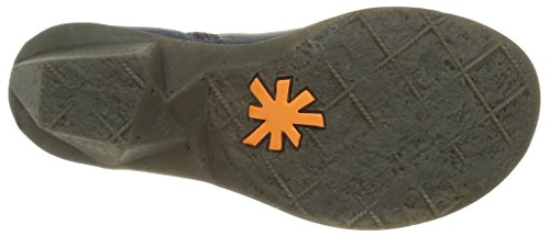 ArtOteiza 621 - Stivali classici alla caviglia Donna Blu (Memphis Blue 621)