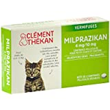 CLEMENT THEKAN MILPRAZIKAN 4MG CHAT 2 COMPRIMES