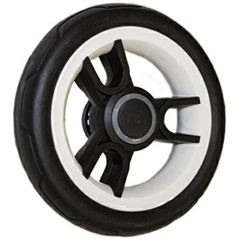 teutonia ruota 3250mm/6razze nero/bianco