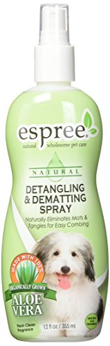 Espree Entwirren und Dematting Spray, 355 ml - Natural Pet Grooming