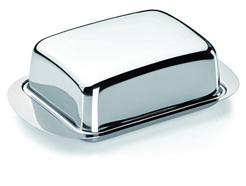 Unzerbrechliches Geschirr Glas (Tescoma 428630.00 Butterdose GrandCHEF)