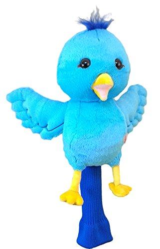 Daphne 's Unisex Birdie Headcover/Schlägerhaube, blau, NA -