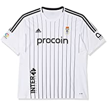 f6e0fe5143516 adidas Fort14 Jsy P Camiseta Real Oviedo 3ª equipación Hombre