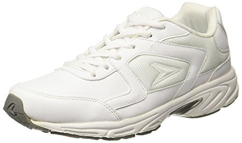 BATA Men's Frolic White Formal Shoes
