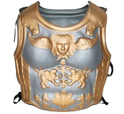 Seiler24 Harnisch Rüstung für Ritter Karneval