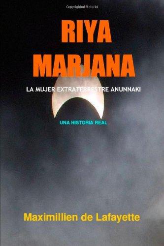 Riya Marjana: La Mujer Extraterrestre Anunnaki