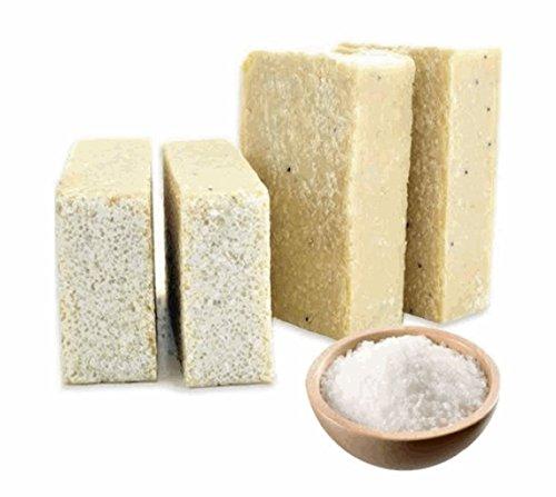 Milch Feuchtigkeitsspendende Duschgel (Französische ESELSMILCH- SEIFE (TOTES MEER SALZ) - Hautpflege Savon-Passion.de - Seife Frankreich -)
