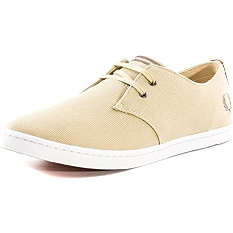 Fred Perry Byron Low Twill Pale Khaki 44