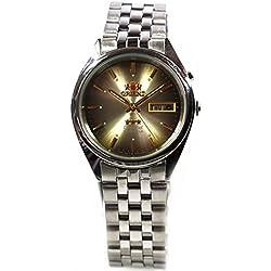 Reloj Orient 3Star–Reloj automático Día Fecha Reloj de hombre elegante fem0401tu9