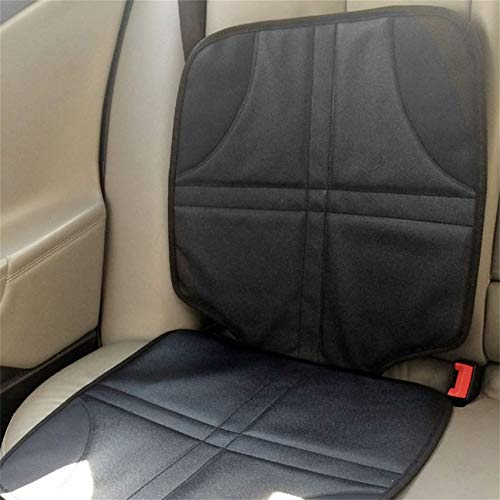 Solid Color 600D Polyester Car Seat Protector Child or Baby Auto Seat Protective Mat Protection For Car Seats Black