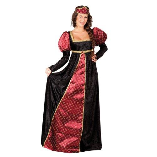 Kostüm elite Prinzessin Matilda (36/38) Königin (Matilda Kostüm)