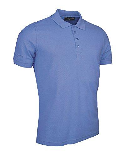 Glenmuir Pique polo shirt (FSH211) Light Blue