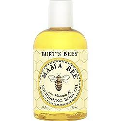 Burt's Bees Mama Bee - Body Oil, Vitamin E, 115 ml