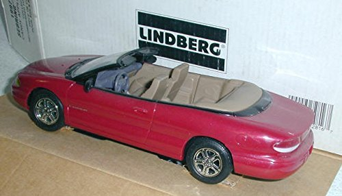 72816-lindberg-1997-chrysler-sebring-convertiblecandy-apple-red-metalic-1-25-plastic-promofully-asse