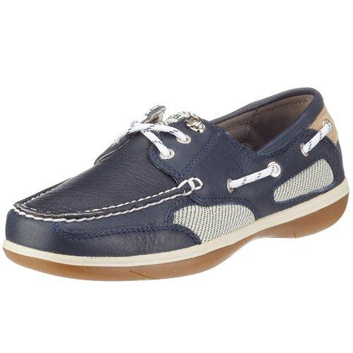 Sebago CASTINE B63320 Damen Bootschuhe Blau (Navy)