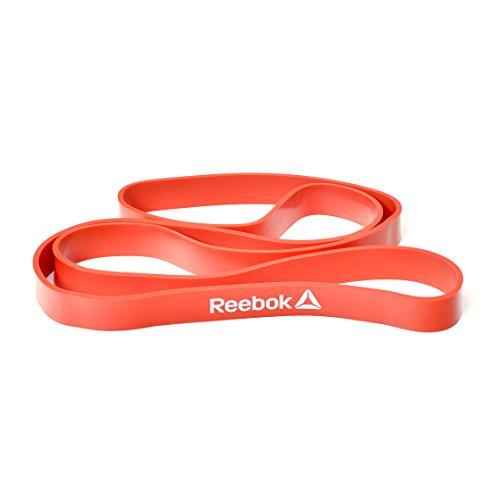 Reebok RSTB-10080 Bandas de Fuerza Nivel 1, Unisex, Rojo, Talla Única