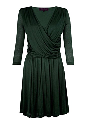 Great Plains - Robe - Femme Vert - Vert sapin