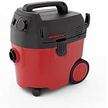 Aspirador / aspiradora industrial MENZER VC 760 limpieza del filtro a través del sistema multiciclónico