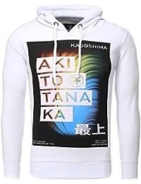 Amazon.fr   Akito Tanaka - Sweats à capuche   Sweats   Vêtements e5700b404a3c