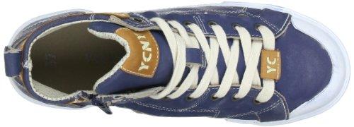 Yellow Cab Yello Cab Boogie Damen Hohe Sneakers Blau (Blue)
