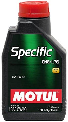 MOTUL SPECIFIC CNG/LPG 5W40 1 LT.
