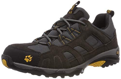 Jack Wolfskin Herren Trekking & Wanderschuhe, Grau (burly yellow 3800),42.5 EU -