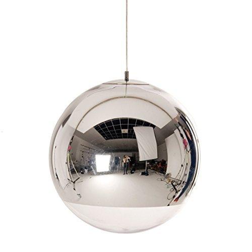 Tom Dixon Mirror Ball 50 Pendant EU (best.aus: MBB50A+MBA07EU)