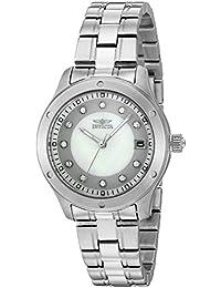 Invicta Damen- Armbanduhr Analog Quarz 2 1404