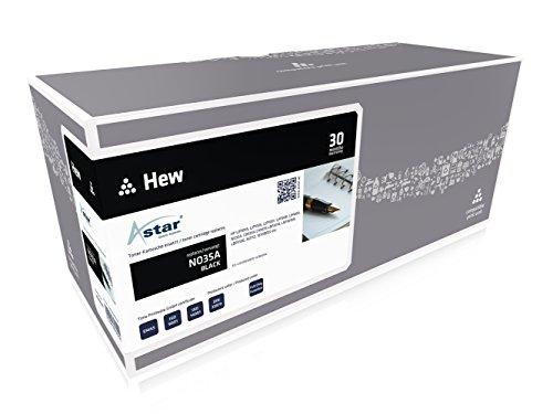 Preisvergleich Produktbild Astar AS10500 Toner kompatibel zu HP NO35A CB435A, 1500 Seiten, schwarz