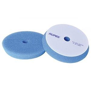 RUPES Bleu 100mm en mousse épaisse pour découpe et polissage Pad