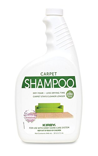 Original KIRBY Allergen Carpet Shampoo 0,946ml (252702)