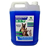 Odourfresh Urine Neutraliser Concentrate - Cleans Urine and Faeces - Destroys Bad Smells